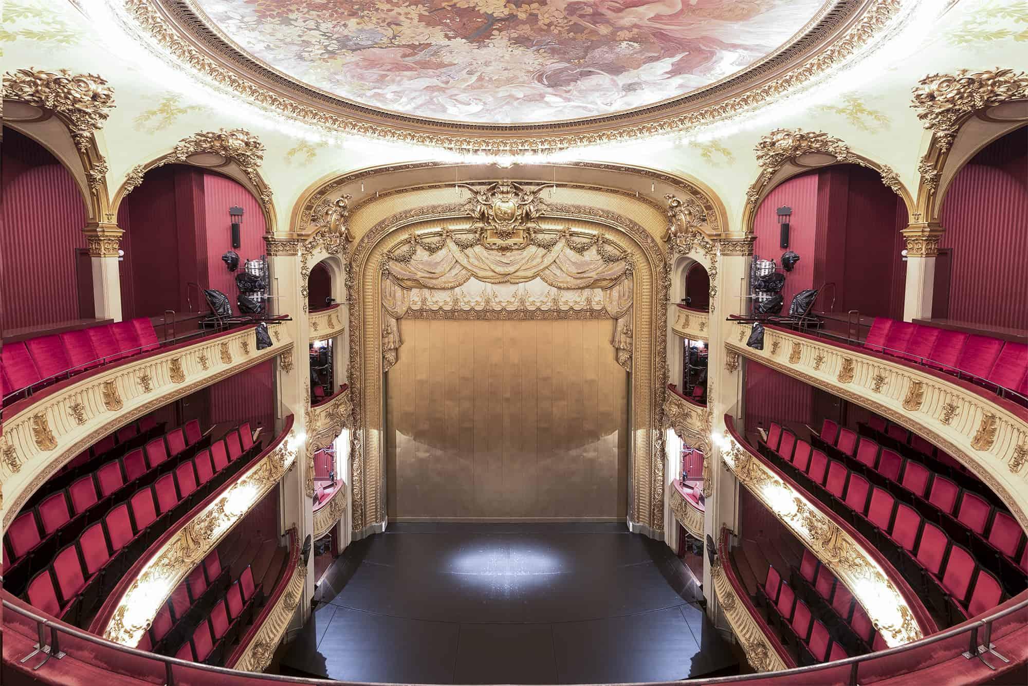 Stadttheater Bern Fotograf Markus Lehner