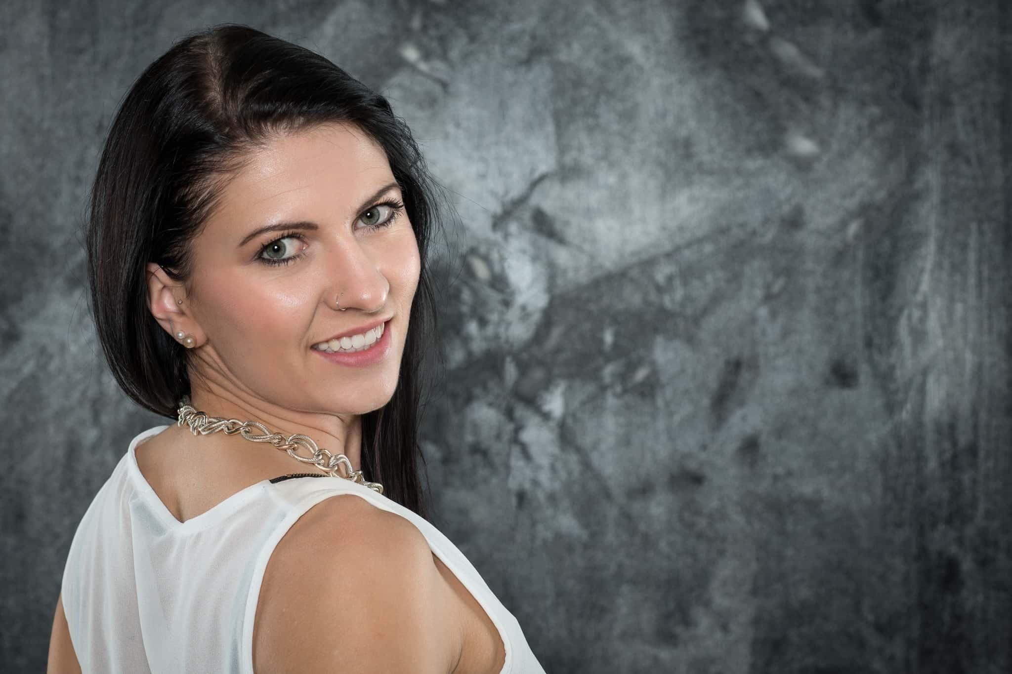 Portrait Fotoshooting Studio Bern