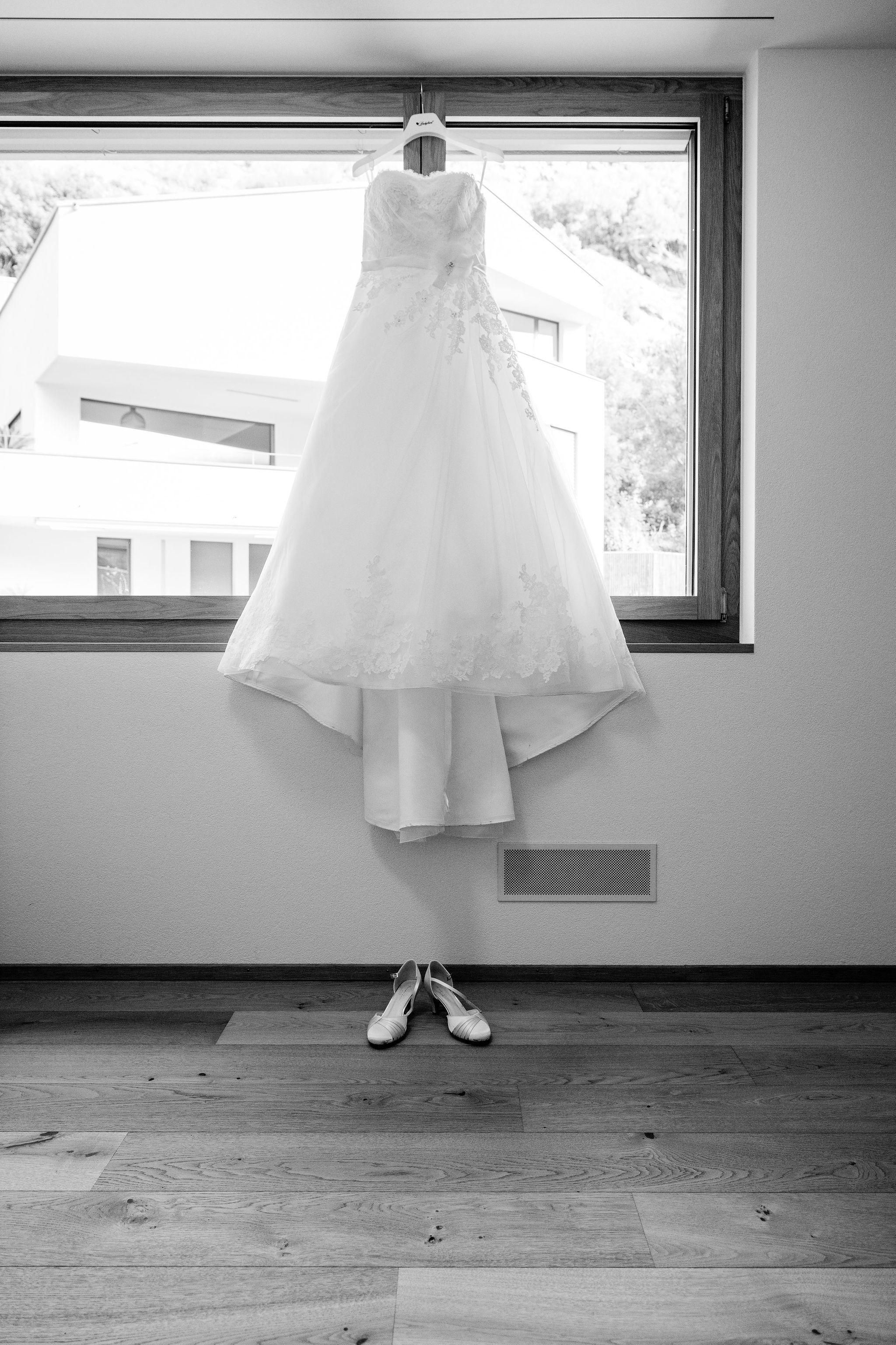 Brautkleid Hochzeitsfotograf