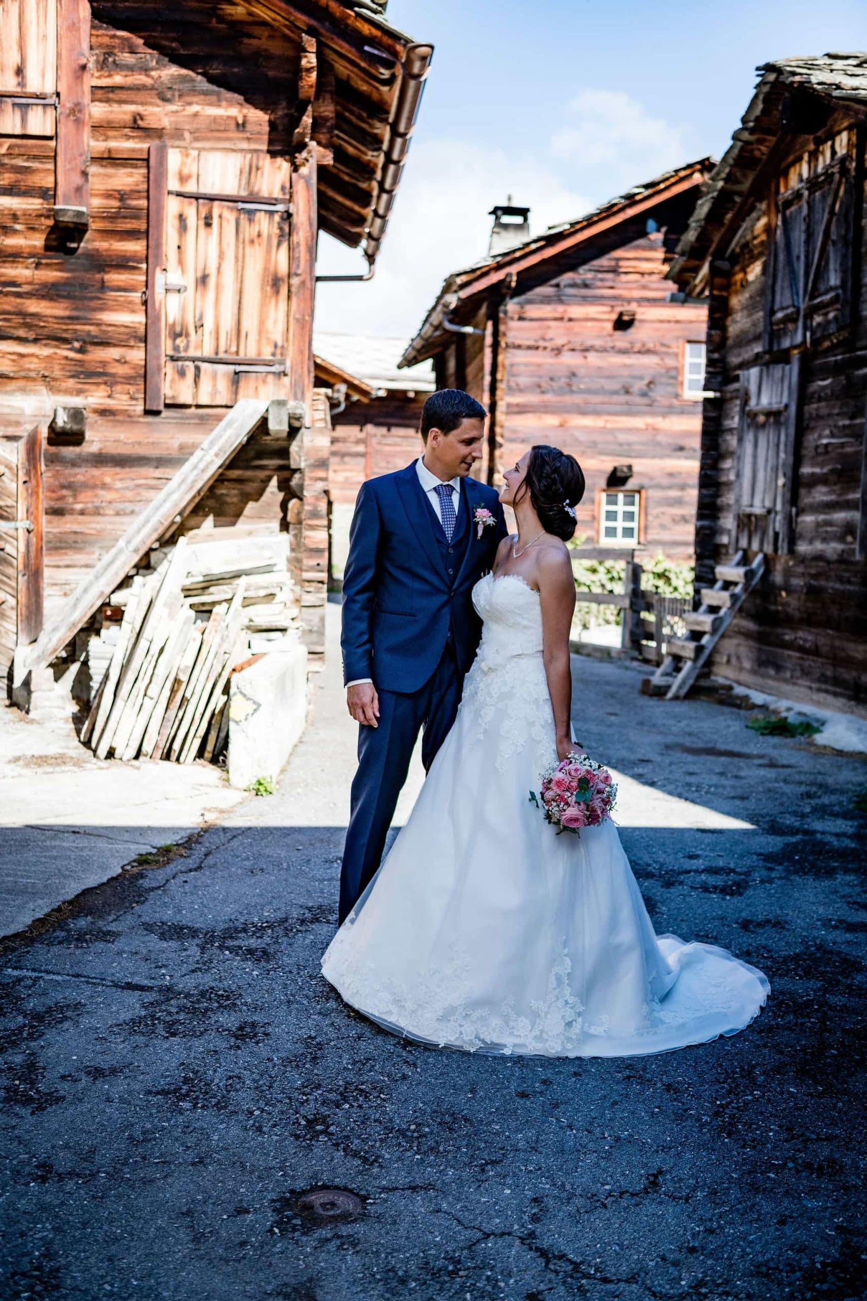 Hochzeit Wallis