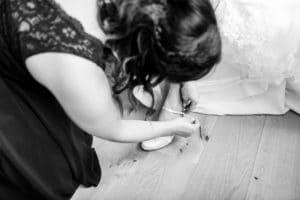 Hochzeitsfotograf Schuhe