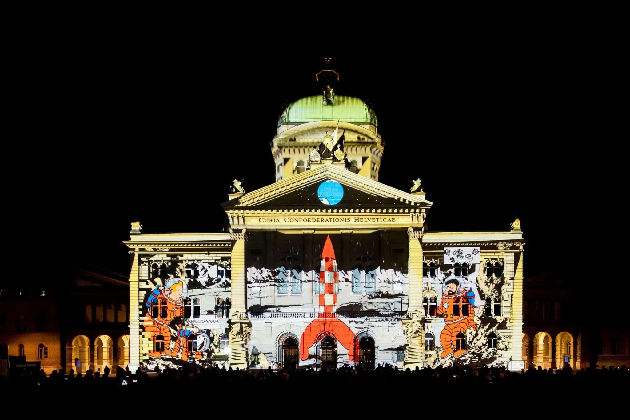 Rendez-vous Bundesplatz 2019