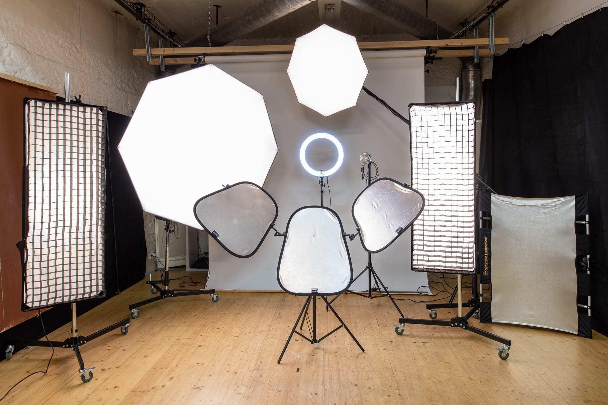 einfürung in die studiofotografie