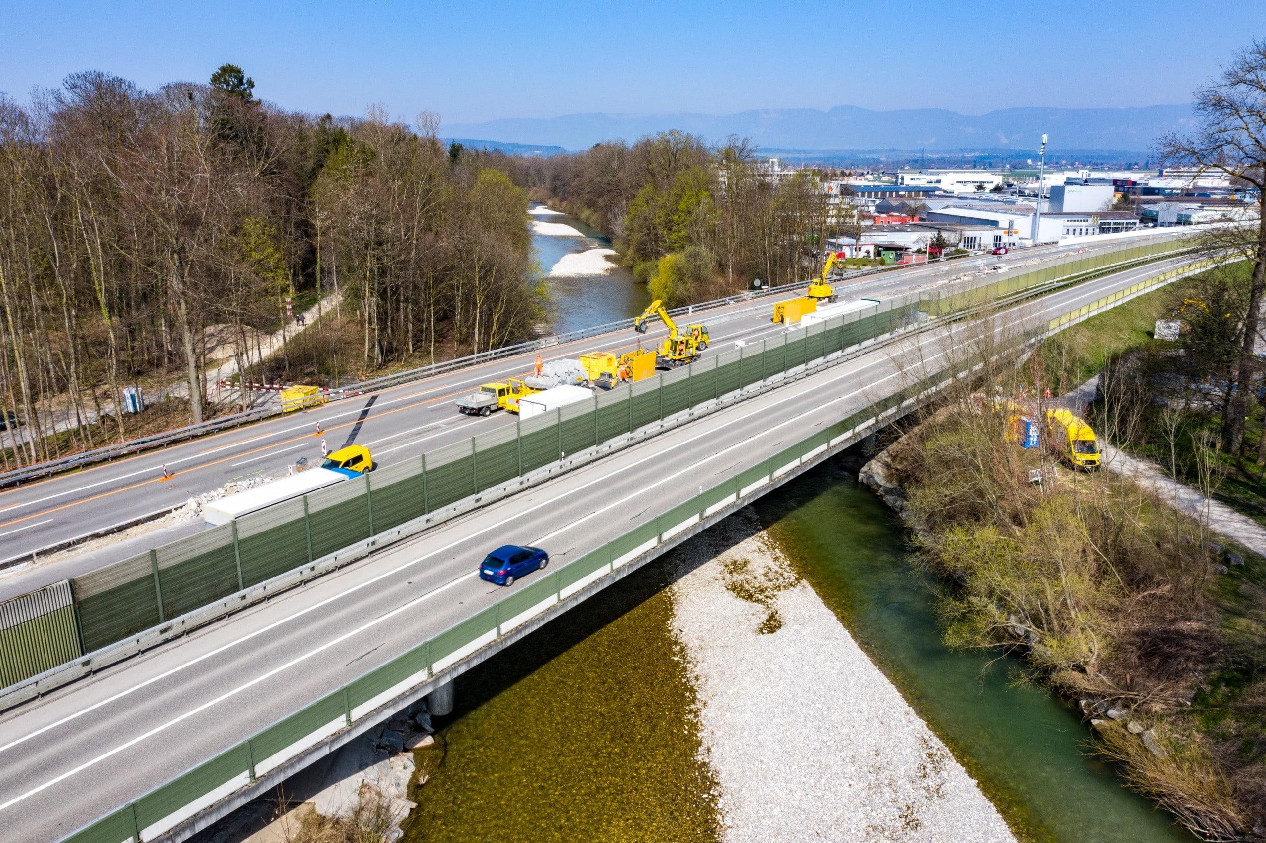 Drohne Luftaufnahme Fotograf Bern