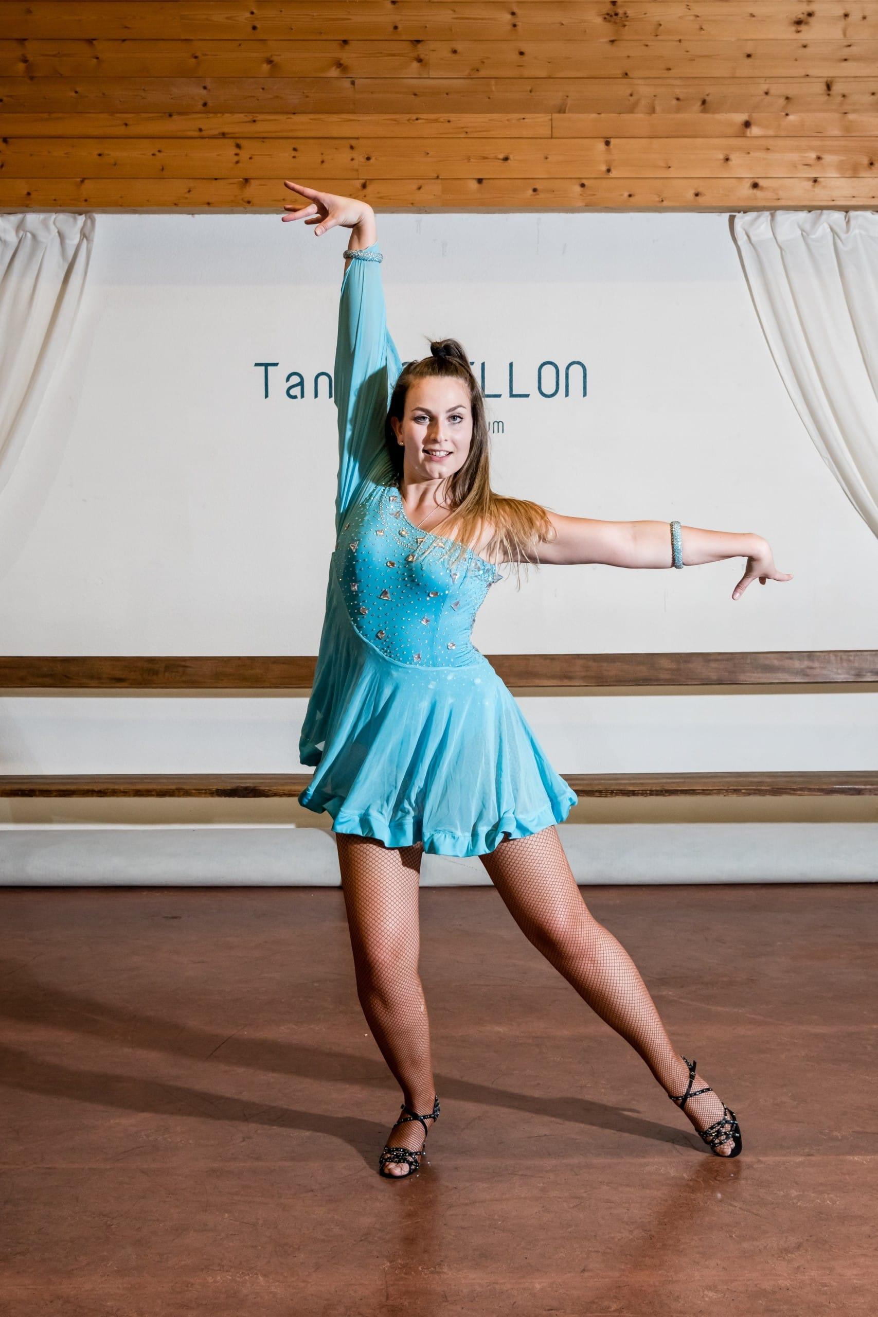 Salsa Tanz Fotoshooting