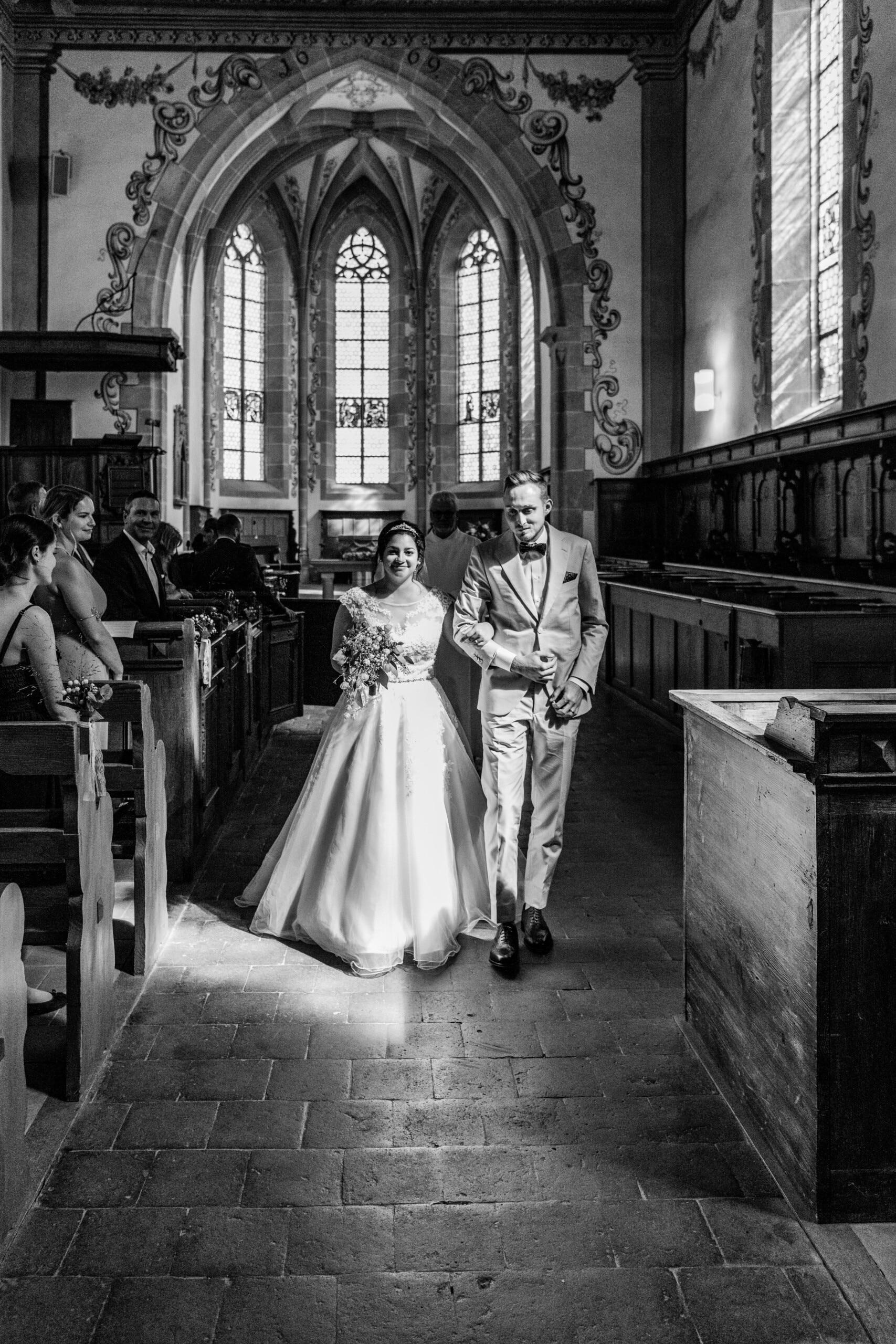 Brautpaar Ligerz